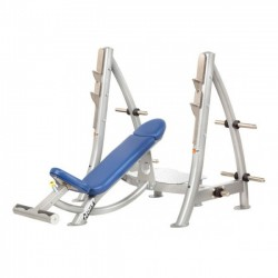 INCLINE OLYMPIC BENCH WITH STORAGE (NEW)