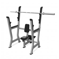 IP, Bench, Olympic Military Press