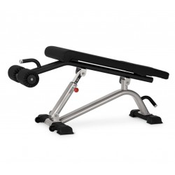 Instinct® Adjustable Abdominal Decline Bench
