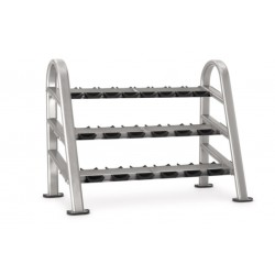 Instinct® Dumbbell Rack 10-Pair/3 Tier